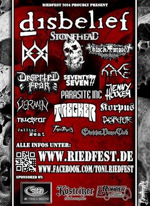 Riedfest 2014 2