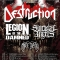 DESTRUCTION & LEGION OF THE DAMNED & SUICIDE ANGELS & FINAL BREATH